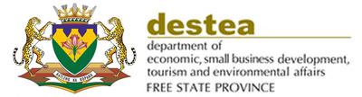 Free State Department of Economic Development and Tourism